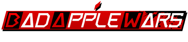 Bad Apple Wars Logotype